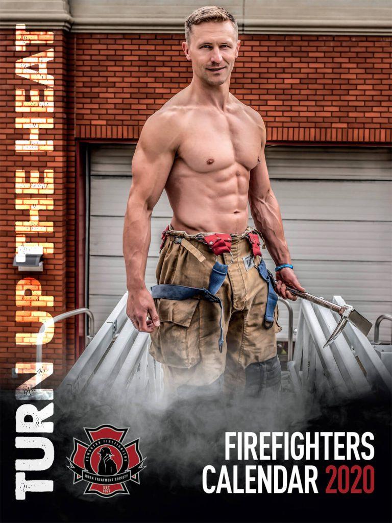 Edmonton Firefighter Calendar