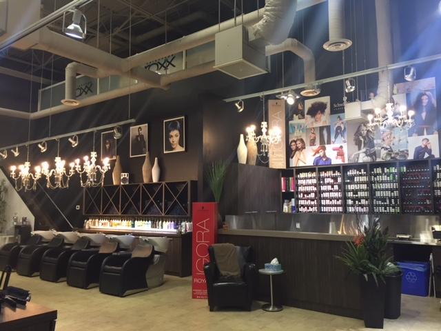 Salon + Spa Roxx Hair Show