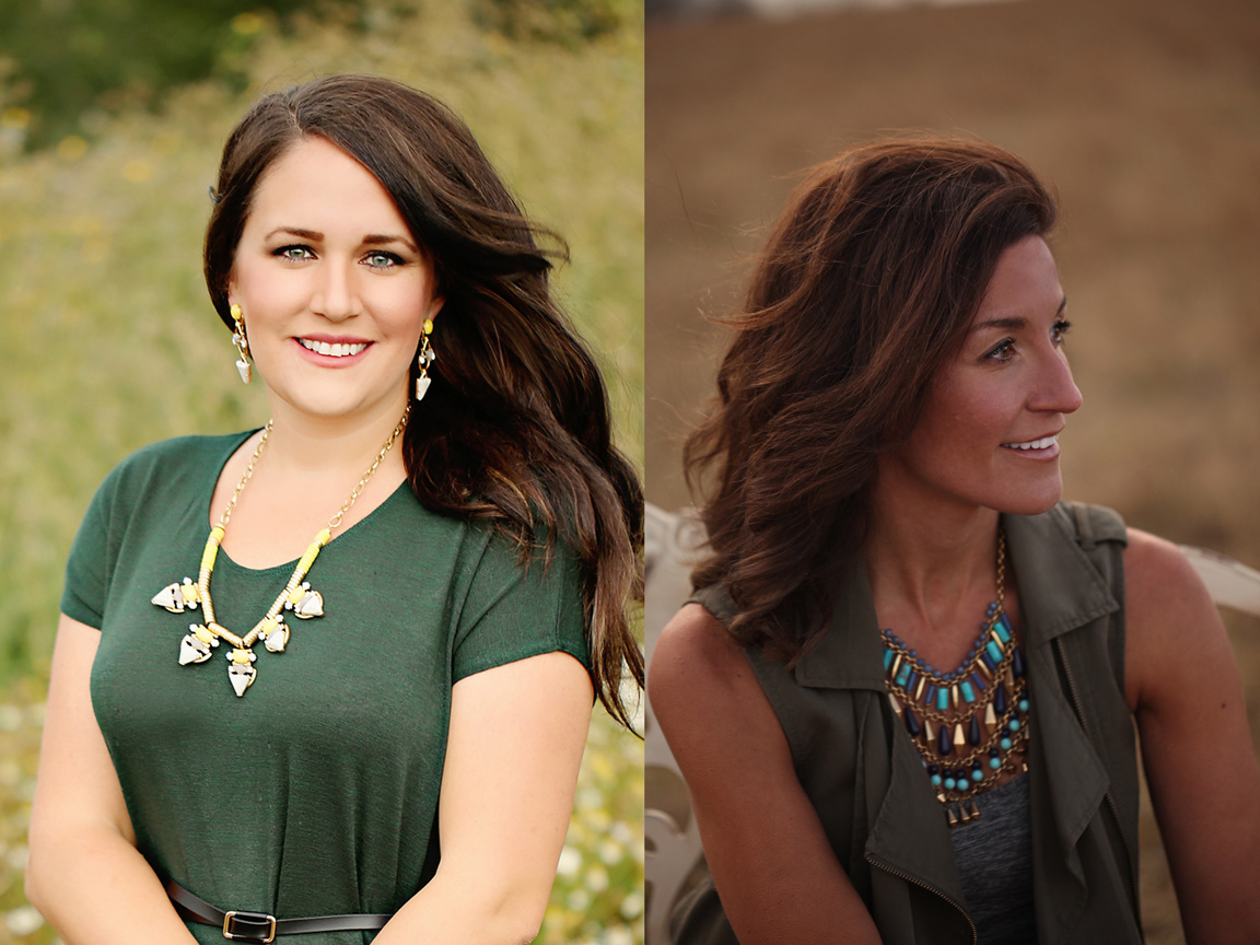 Jessie Mann and Kristen Traverse of My Why