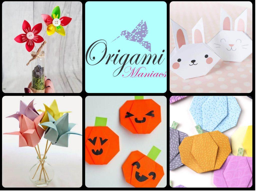 Origami Manaics